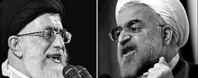 خامنهای و روحانی