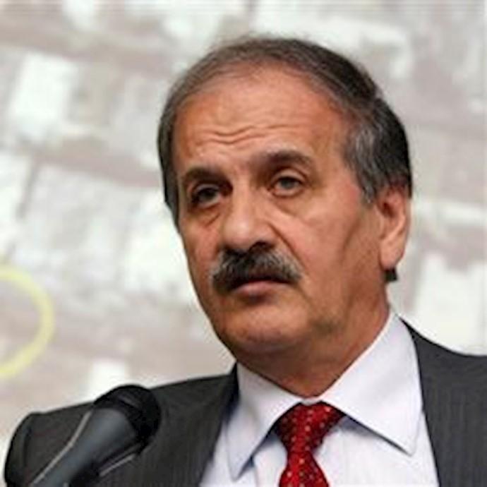 مهدی ابریشمچی ـ مسئول کمیسیون صلح شورای ملی مقاومت ایران