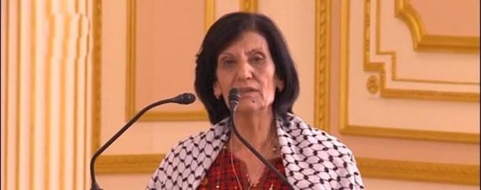 ربیحه ذیاب - عضو پارلمان فلسطین، وزیر پیشین زنان