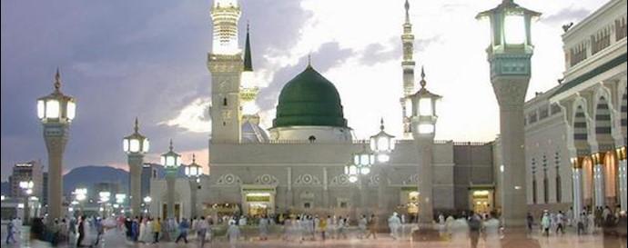 مسجد حضرت محمد (ص)