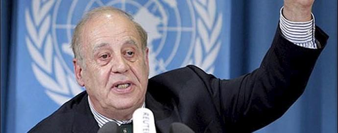 پروفسور ژان زیگلر عضو کمیته مشورتی حقوقبشر مللمتحد