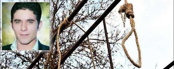 اعدام جنایتکارانهٴ زندانی سیاسی بهروز آلخانی در زندان ارومیه