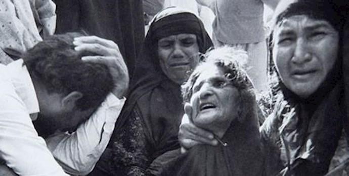 کشتار جوانان میهن و داغدار کردن مادران، یکی از ارمغانهای خمینی برای ایران بود