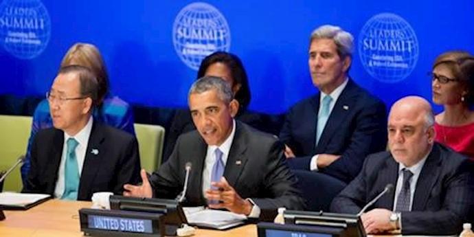 اجلاس ضدتروریسم در نیویورک بهریاست باراک اوباما