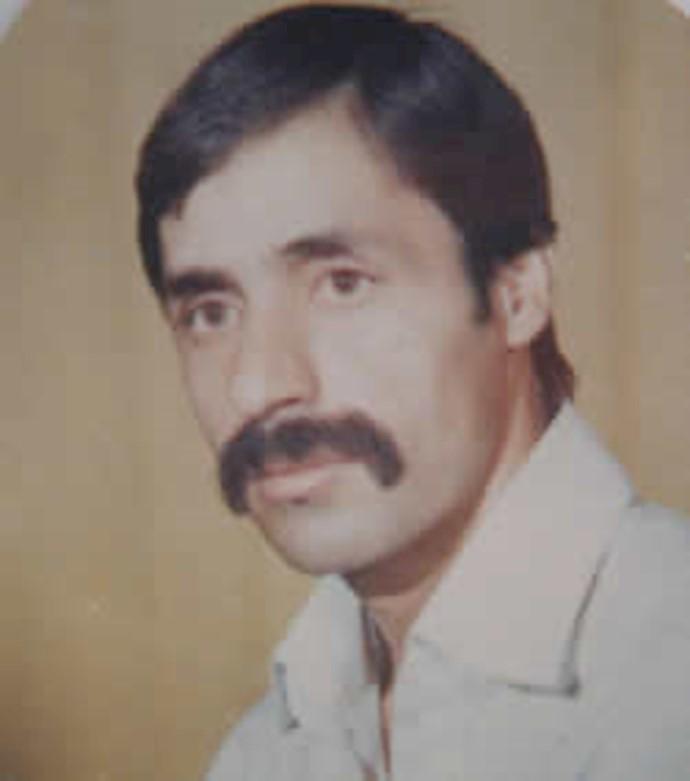 مجاهد شهید عباس آذری