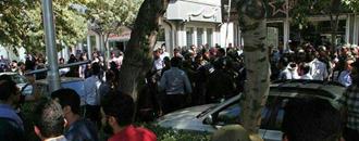 تهران - تجمع مالباختگان شاندیز