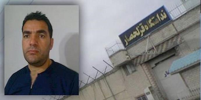 اعدام زندانی سیاسی فردین حسینی در قزلحصار
