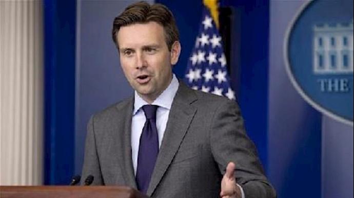 جاش ارنست سخنگوی کاخ سفید