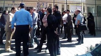 تجمع اعتراضی مالباختگان مؤسسه میزان