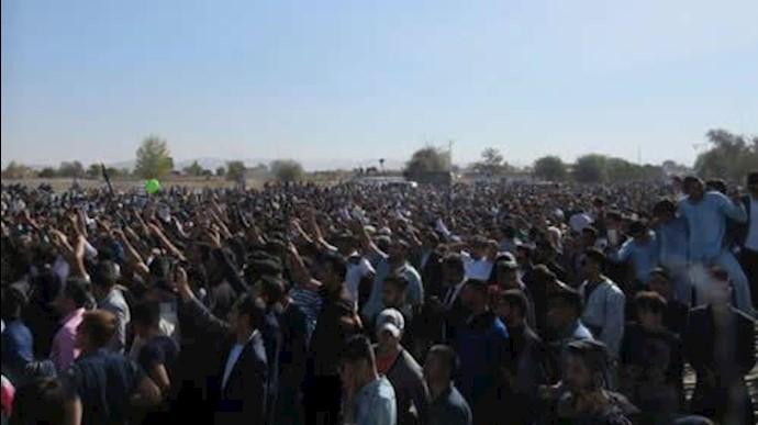 تجمع جوانان آزاده در پاسارگاد