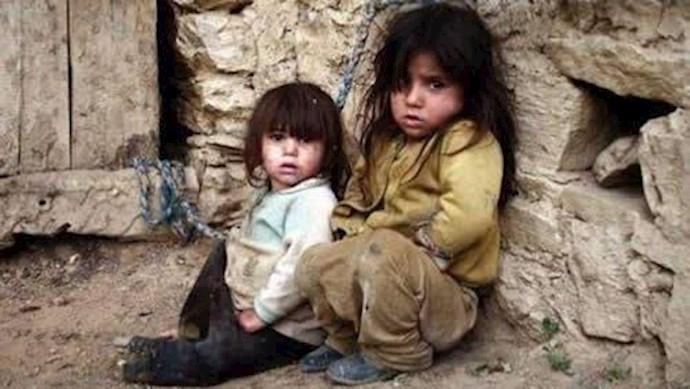 گسترش فقر در حاکمیت آخوندها