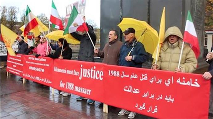 فراخوان به دادخواهی ۳۰ هزار مجاهد قتلعام شده در تابستان ۶۷ - لاهه - هلند