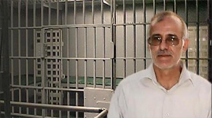 زندانی سیاسی علی معزی - آرشیو