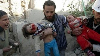 کشتار در حلب