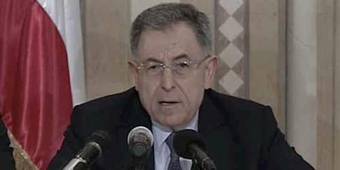 فؤاد سینیوره نخستوزیر پیشین لبنان