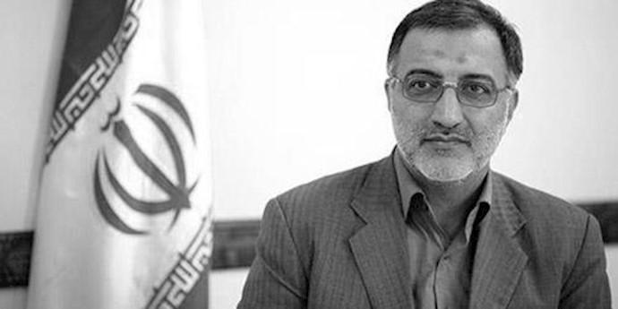 علیرضا زاکانی عضو مجلس ارتجاع