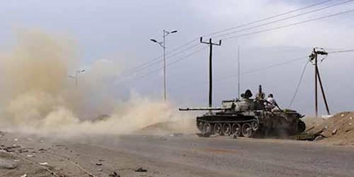 مقاومت مردمی و ارتش یمن