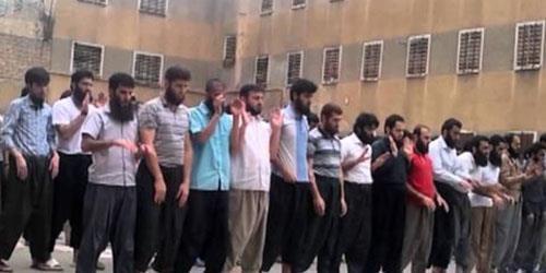 سجناء أهل السنة في سجن جوهردشت كرج