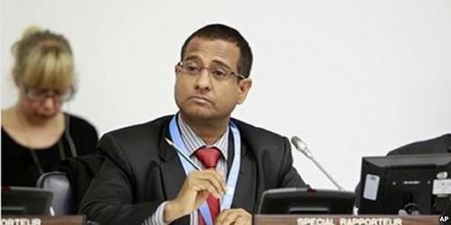 احمد شهید في كندا