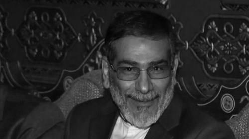 شمخاني كان جنرالا سابقا في الحرس الثوري الإيراني وكان وزيرا سابقا للدفاع (رويترز)