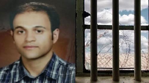 إيذاء وازعاج السجين السياسي «علي رضا كلي بور» في سجن إيفين