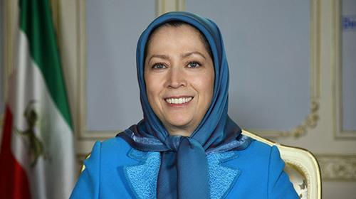Maryam Rajavi, the President-elect of the Iranian opposition movement
