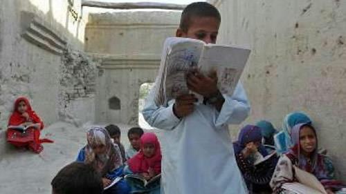 وضعیت اسفناک مدارس در سیستان و بلوچستان