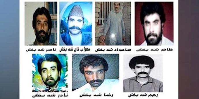 قتلعام اعضای خانواده فتحیخان شه بخش توسط نیروهای دولتی