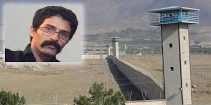زندانی سیاسی سعید شیرزاد  - زندان گوهر دشت