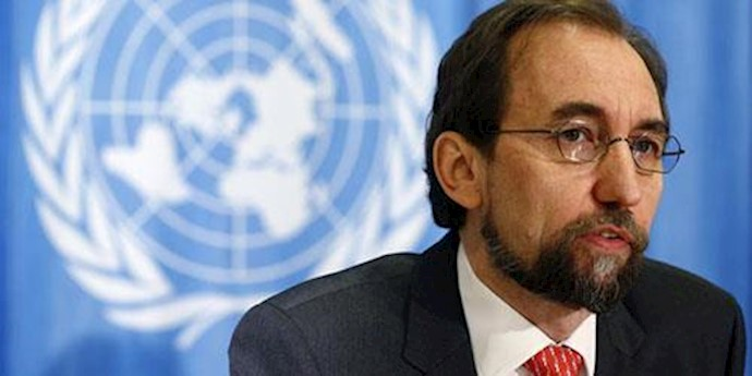 زید بن رعد الحسین کمیسر عالی حقوقبشر سازمان مللمتحد
