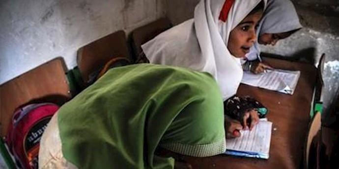دانشآموزان دختر مانده از تحصیل در استان خوزستان
