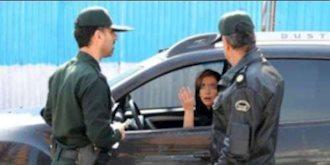 گسترش سرکوب زنان به نام گشتهای نامحسوس