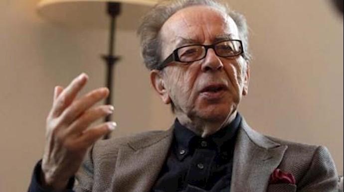 نشان  لژیون دونور  به اسماعیل کاداره  نویسنده ۸۰ ساله آلبانیایی اهدا  شد