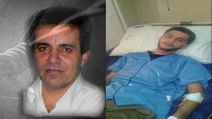 زندانیان سیاسی افشین سهراب زاده - محمد صدیق کبودوند