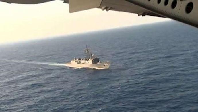 عملیات جستجوی هواپیمای مصری
