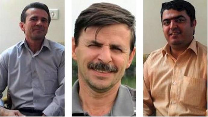 اسماعیل عبدی - محمود بهشتی لنگرودی - جعفر عظیم زاده