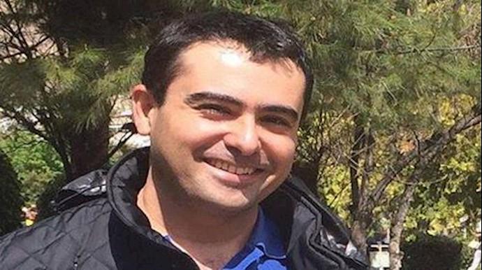 رضا حیدرپور، پزشک بهداری زندان اوین