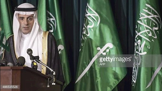 عادل الجبیر وزیر خارجه عربستان سعودی