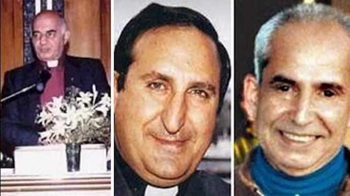 جنایت کشتار کشیشان مسیحی توسط وزارت بدنام اطلاعات رژیم آخوندي