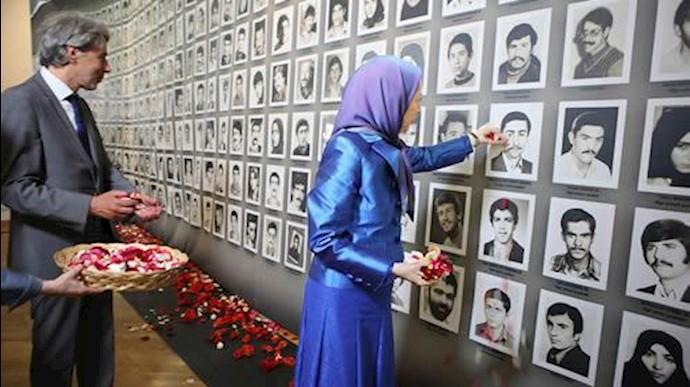 نمایشگاه قتلعام ۶۷ در شهرداری منطقه 2 پاریس