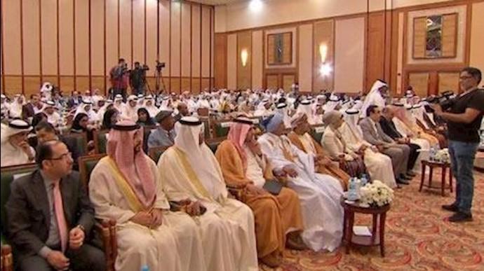 گردهمایی حقوقبشر اعراب در بحرین