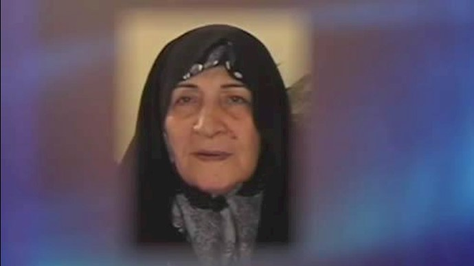 مراسم گرامیداشت مادر محکمی در تهران