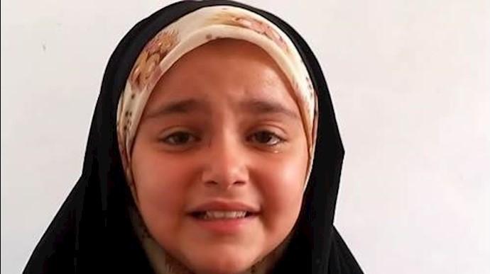 فرزند بهمن رحيمي از اعدام شدگان اهل سنت