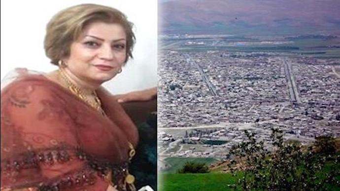 خودکشی پروین مامندی بازنشسته فرهنگی در پیرانشهر