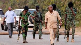 شورش پرسنل ارتش در ساحل عاج