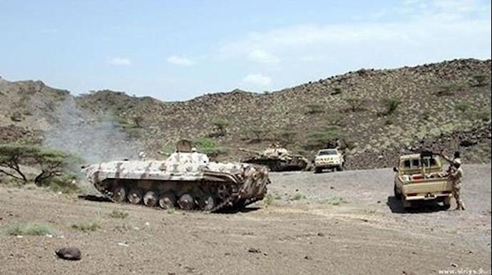 ارتش ملی یمن مناطقی را در غرب شهر تعز آزاد کرد