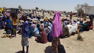 گرسنگی و تهدید قحطی در منطقه دریای چاد  در آفریقا