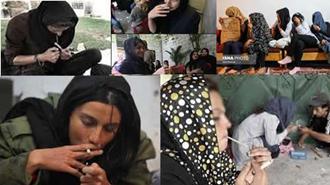 شرایط دردناک و جانکاه زنان معتاد