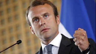 امانوئل ماکرون رئیسجمهور فرانسه