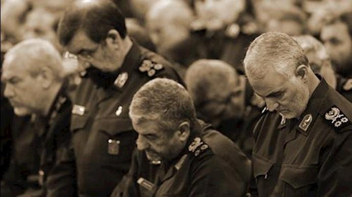 سرکردگان سپاه پاسداران